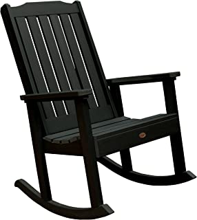 Highwood Lehigh Rocking Chair, Charleston Green