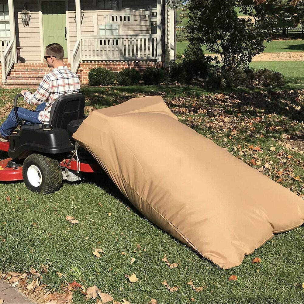 Chemilife Lawn Tractor Leaf Bag Faster Lawn Cleanup Garden Lawn ...