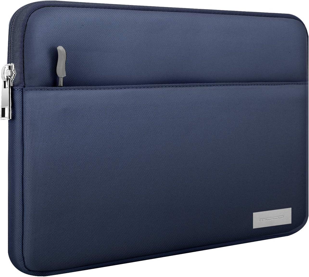 MoKo 11 Inch Tablet Sleeve Bag Carrying Case Fits iPad Pro 11, iPad 8th 7th Generation 10.2, iPad Air 4 10.9, iPad Air 3 10.5, iPad 9.7, Galaxy Tab A 10.1, Tab S6, S6 Lite, Tab S7, Fit Smart Keyboard