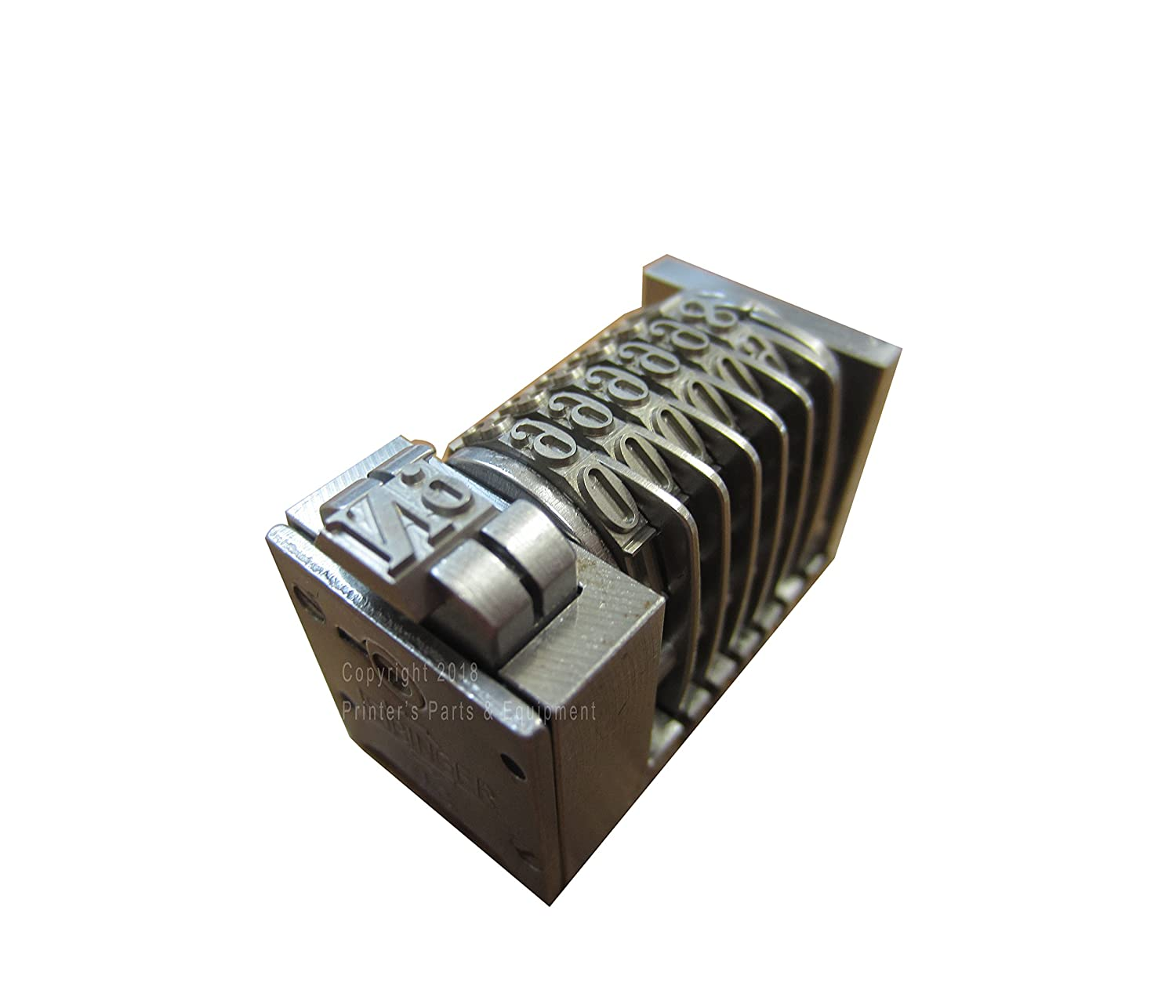 Printing & Graphic Arts Numbering Machines Letterpress Numbering Machine American Customers First