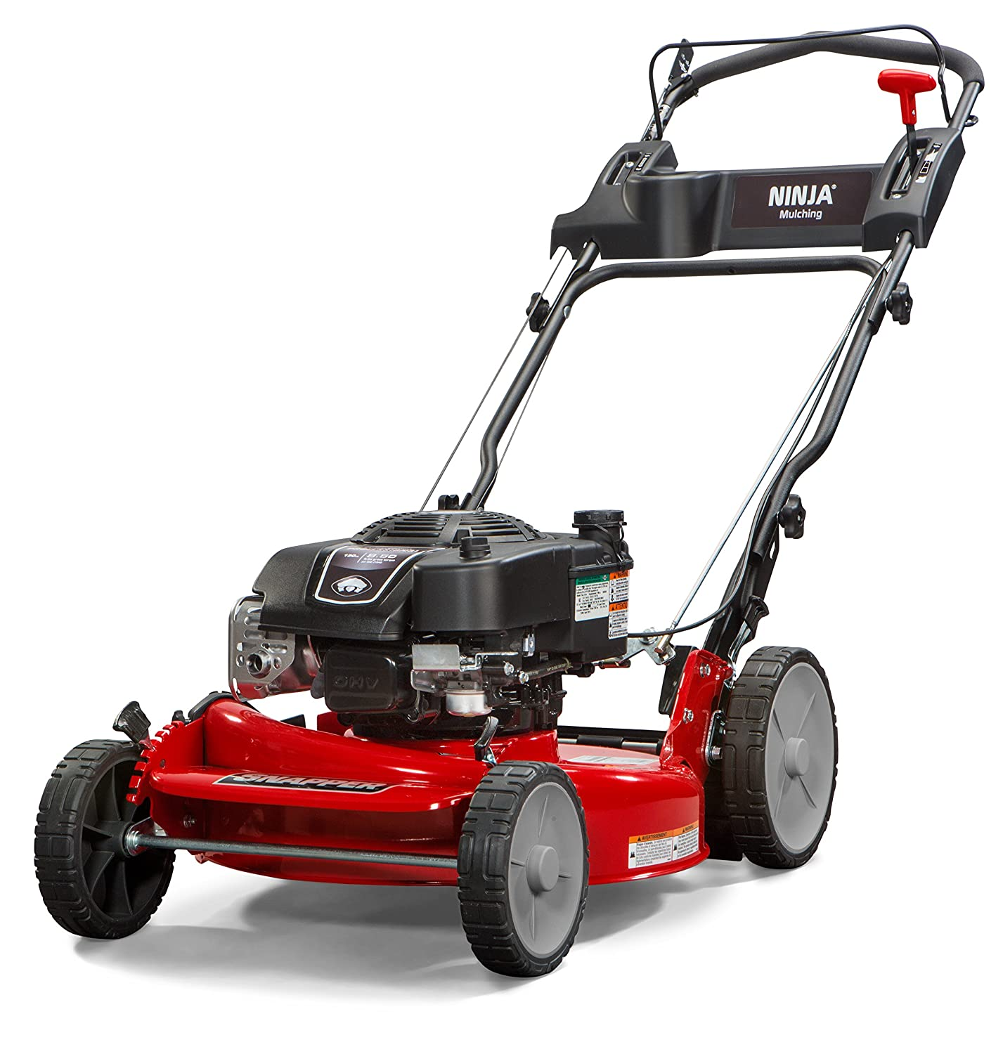 Snapper RP2185020 / 7800981 NINJA 190cc 3-N-1 Rear Wheel Drive Variable Speed Self-Propelled Lawn Mower