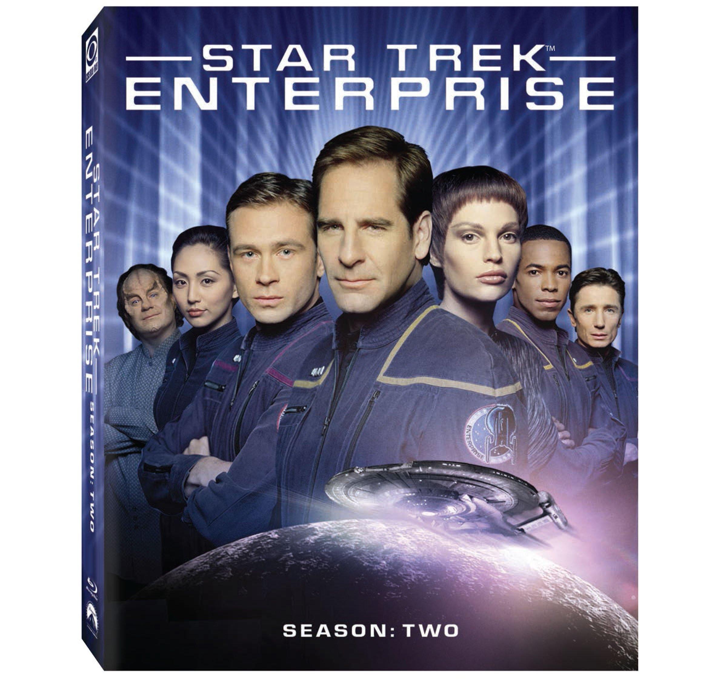Star Trek: Enterprise-Season 2 [Blu-ray] by Imports