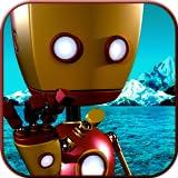 Cast Iron Robot Wars - Iron Man Shooting Edition