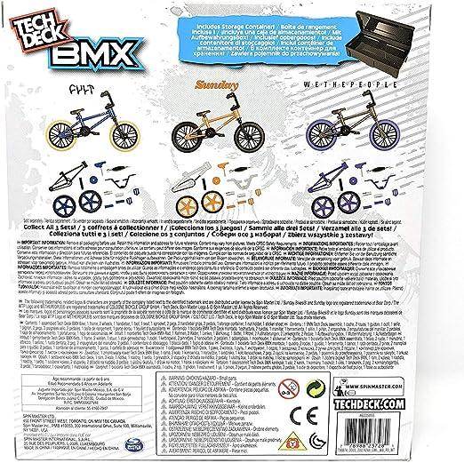 Amazon.com: Tech Deck - Bicicleta BMX tienda con accesorios ...