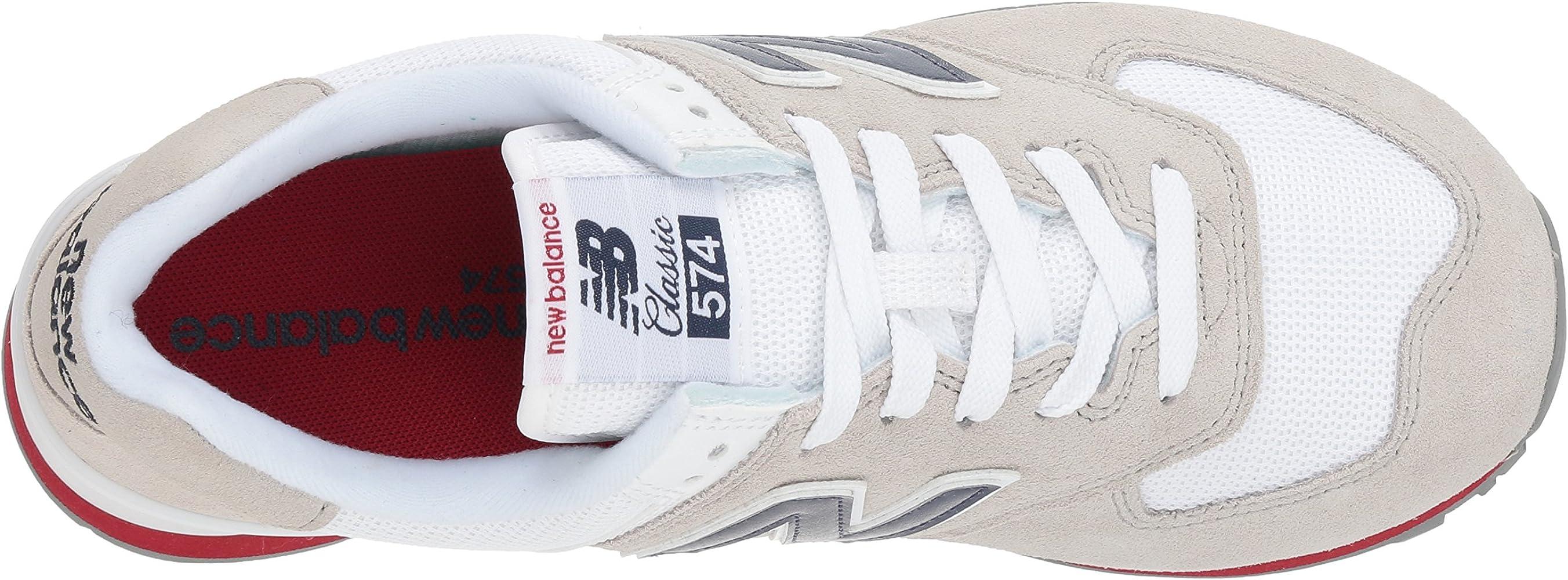 New Balance Herren Ml574E Sneaker, Mehrfarbig (Moontide/ML574ESA ...