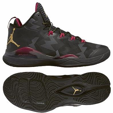 Nike Mens Jordan Super Fly 3 Christmas Basketball Shoes (718449-025) Mens  10.5