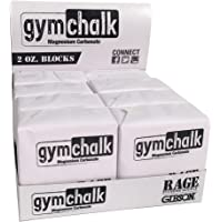 Rage Fitness All Block Gym Chalk CH-23000, White, 1-Pound