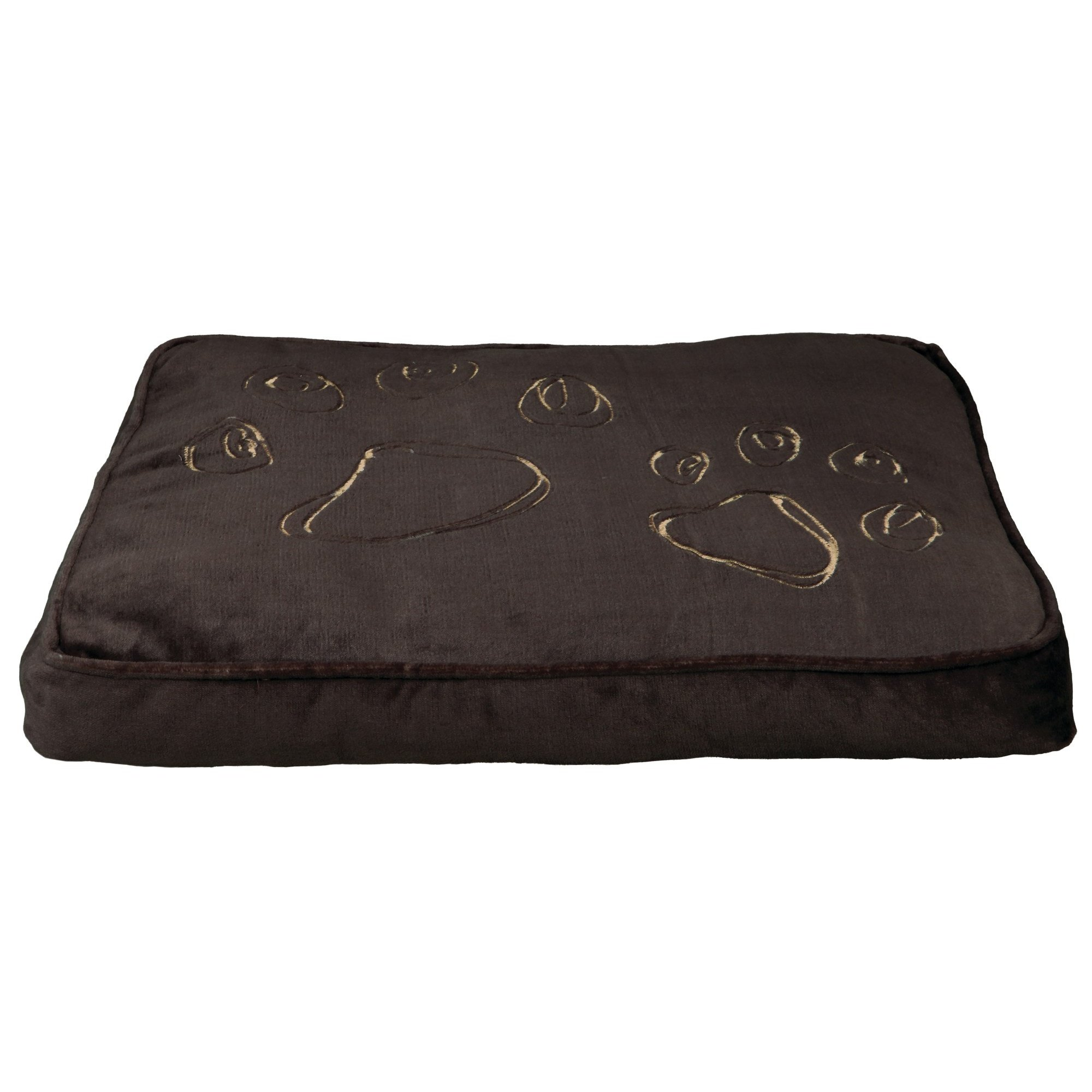 Trixie Milo Dog Pillow (31.49 x 21.65 inch) (Brown)
