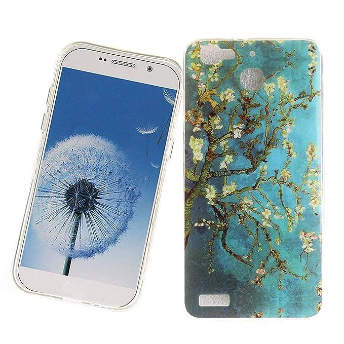 1 opinioni per Haikingmoon Ultra Sottile Custodia per Huawei P8 Lite Cellulare Case Protettiva