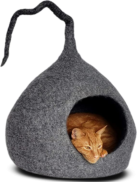 Premium Cat Bed Cave