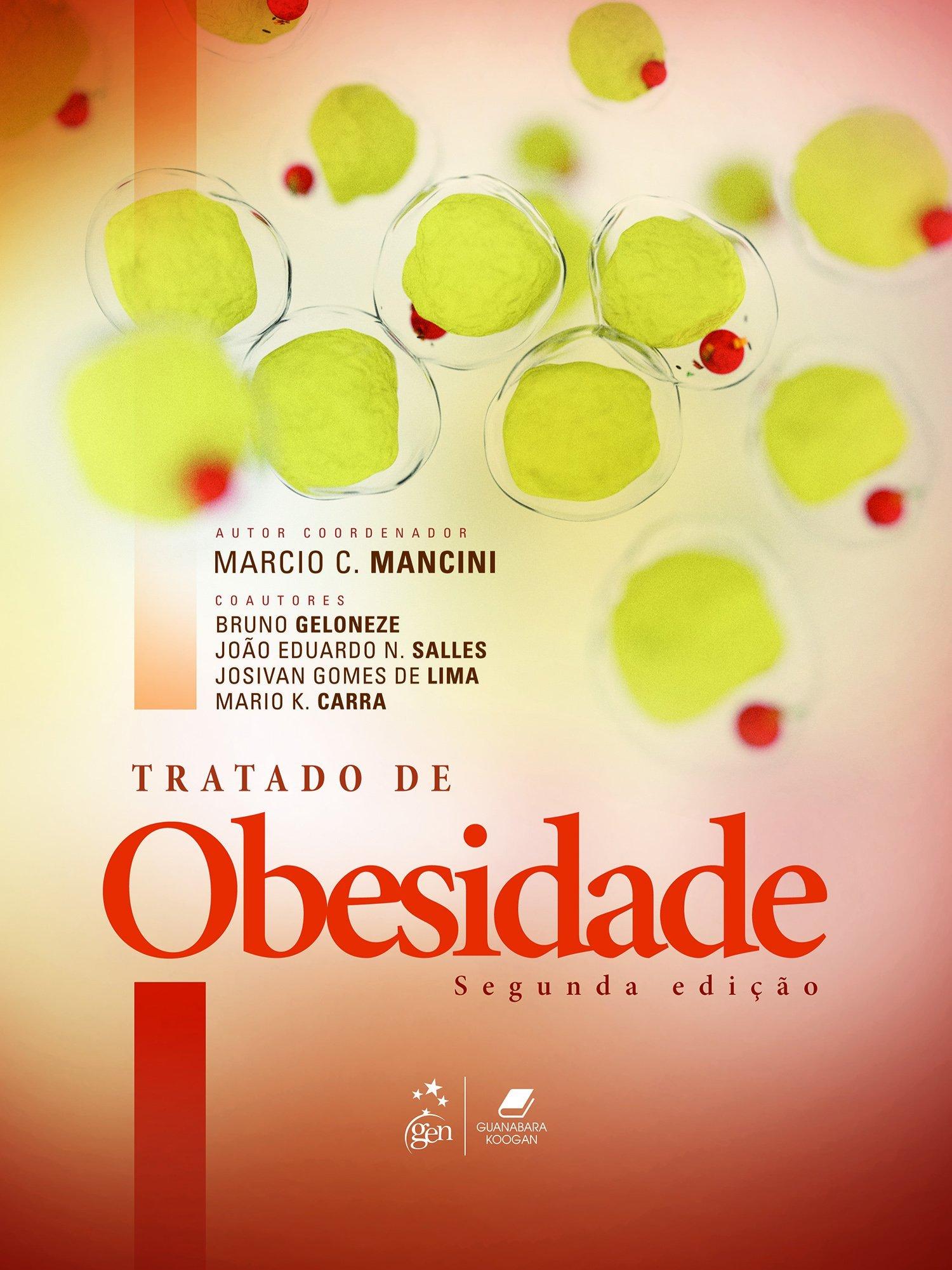 Tratado de Obesidade (Em Portuguese do Brasil): Márcio Mancini: 9788527727631: Amazon.com: Books