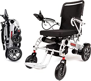 5 Best Power Wheelchair For Outdoor Use In 2021 - Expert's Reviews! 4