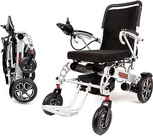 Porto Mobility Ranger X6 Portable Lightweight Premium Power Wheelchair
