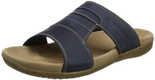 1f4fbd4f9f4d Hush Puppies Men s Mutt Slide Open Toe Sandals  Amazon.co.uk  Shoes ...