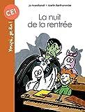 Amazon.fr - Mes premiers j'aime lire, numéro 9 : La Nuit de la rentrée - Jo Hoestlandt, Martin