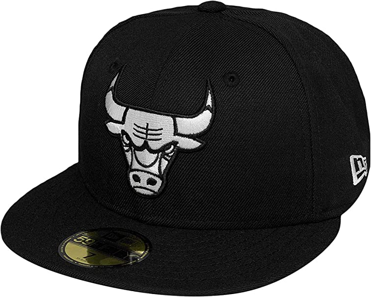 New Era Mujeres Gorras / Gorra plana Chicago Bulls: Amazon.es ...