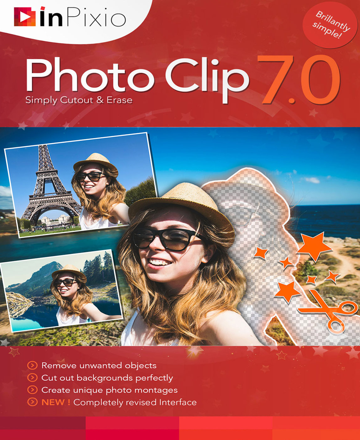 InPixio Photo Clip 7.0 [Download] by Avanquest
