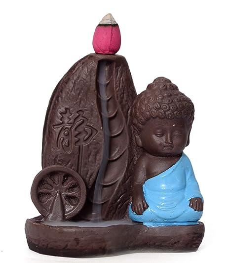Meditation Buddha Smoke Fountain