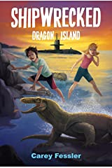 Shipwrecked: Dragon Island Kindle Edition