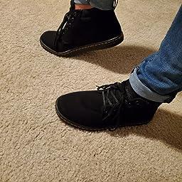 Dr. Martens Men's Maleke Ankle Bootie