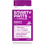 SmartyPants Daily Multivitamin for Women: Vitamin D, C, D3, E, B12 for Energy, COQ10, Omega 3 DHA, Iodine, Lutein…