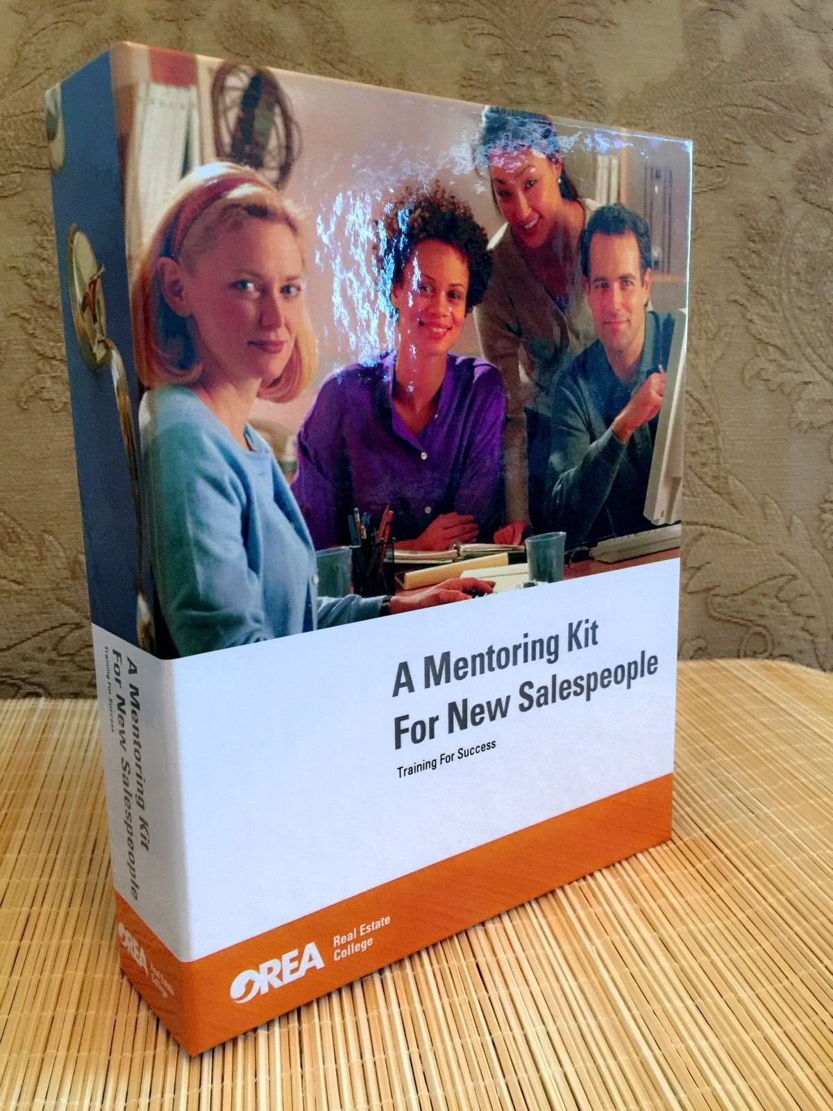 A Mentoring Kit for New Salespeople - Training for Success
