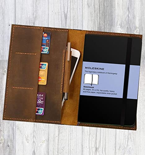 Gift For Husband Personalized Gift For Him Leather Men Organizer