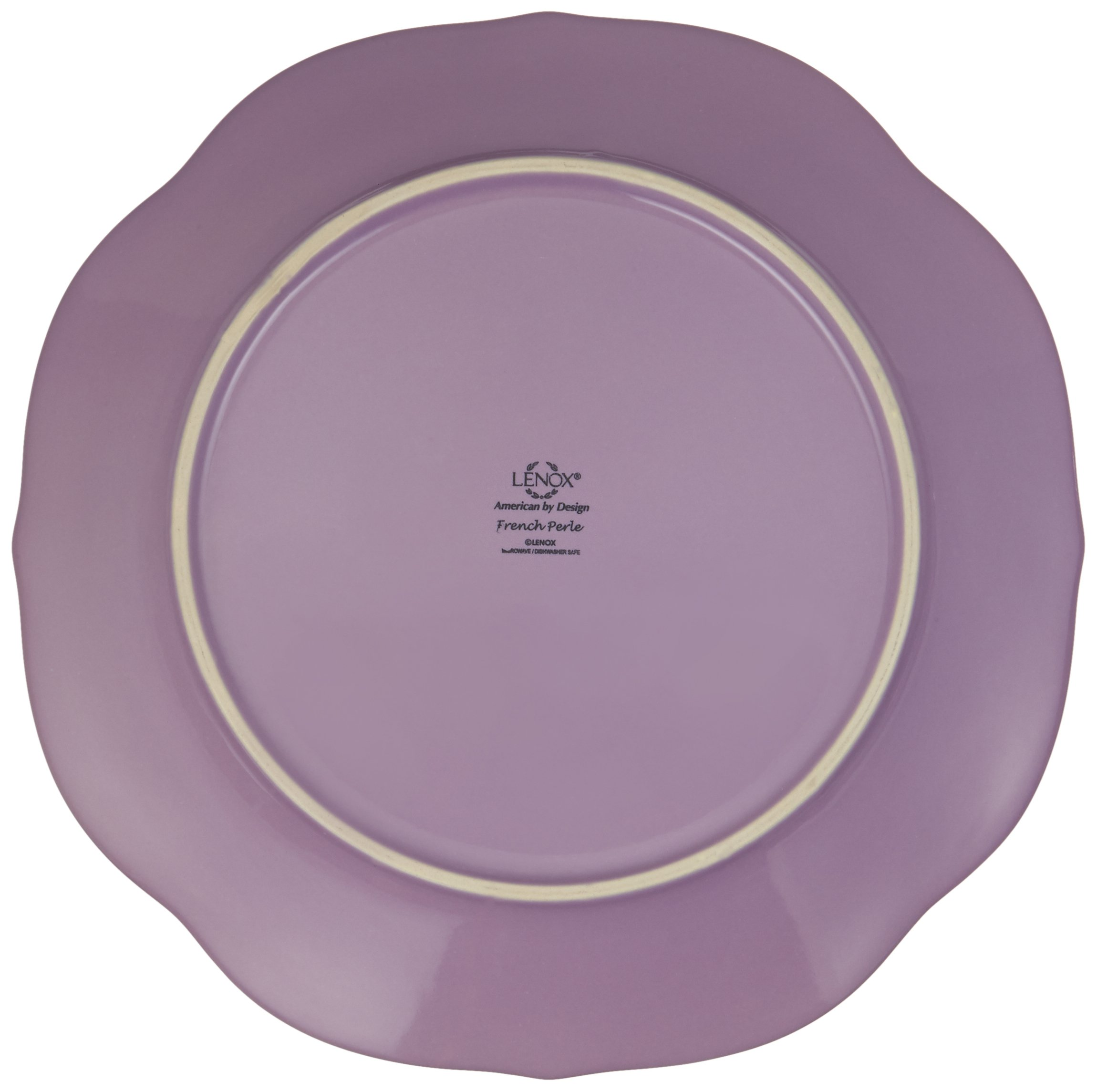 Lenox 843827 FRENCH PERLE VIOLET DW DINNER PLATE - Pack of 4 by Lenox (Image #3)