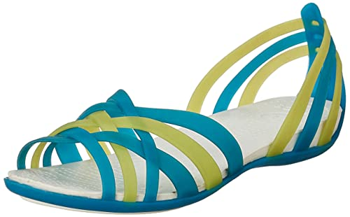 9b02d0ee1c31c crocs Women s Ocean and Oyster Fashion Sandals - W8  Buy Online at ...