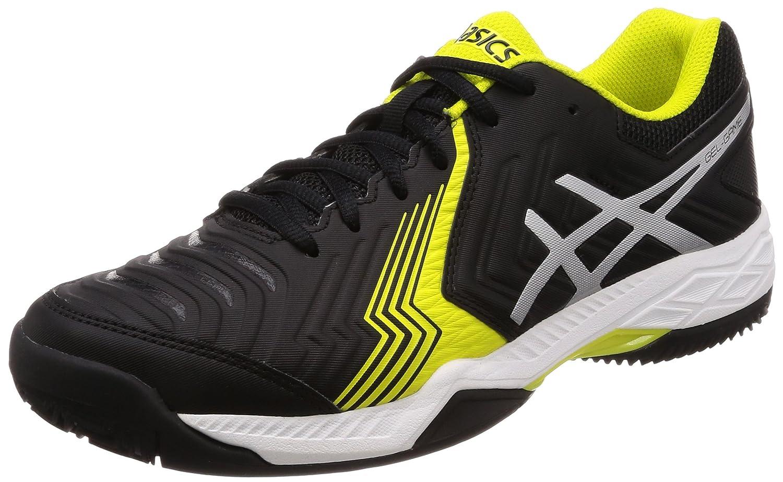 [アシックス] テニスシューズ GEL-GAME 6 OC メンズ B077TMPKZ1 30.0 cm ブラック/シルバー