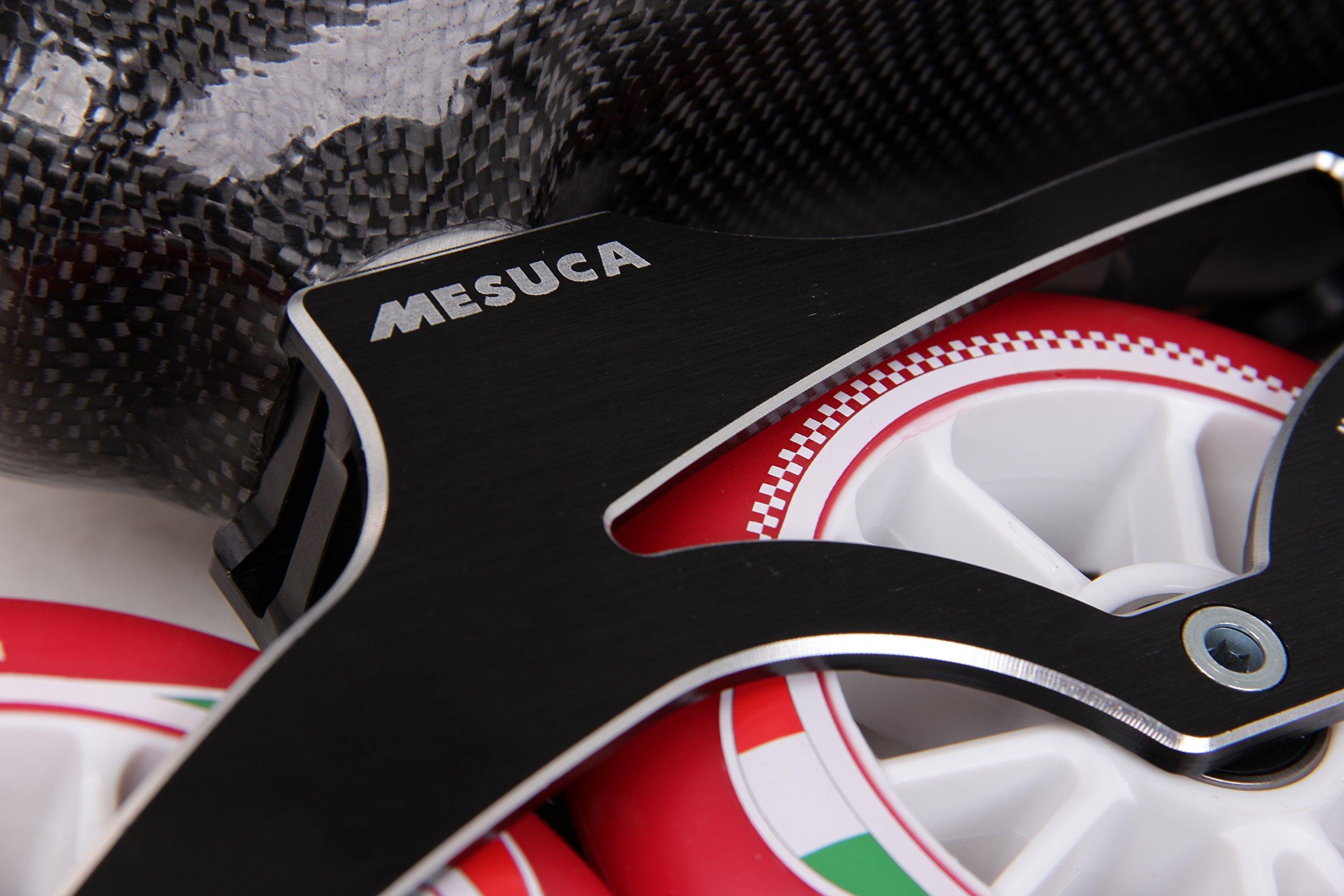 Ferrari FS81 Speed Skate Carbon Fiber Inline Skate Racing Skate Size 41 For Adults X Sports