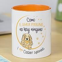 La mente es Maravillosa - Tazas de perros