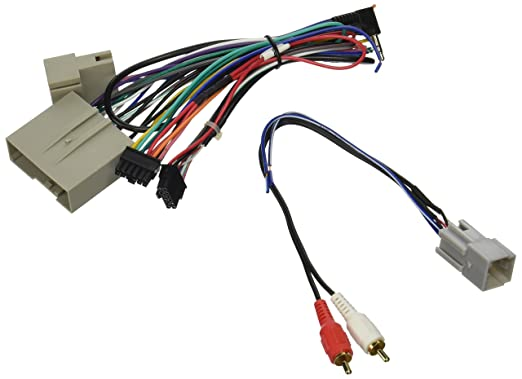 81RpmIiyHyL._SX522_ amazon com metra ax adxsvi fd1 07 up ford ad xsvi harness car fd 1 t-harness remote starter wiring at virtualis.co