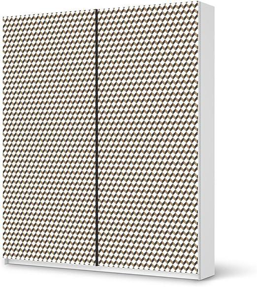 Papel de aluminio IKEA PAX armario de 236 cm de altura - puerta ...