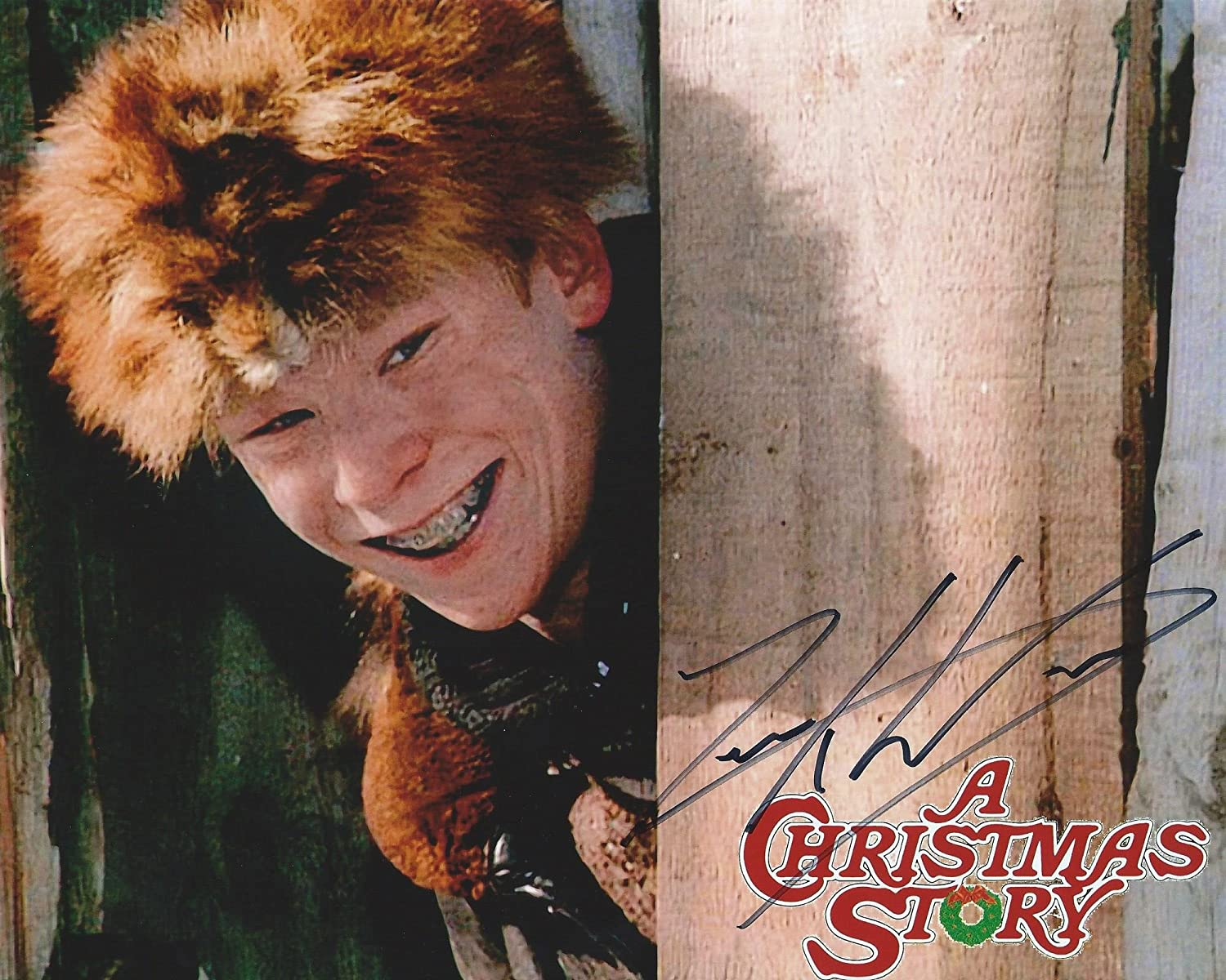 A Christmas Story Zack Ward as Scut Farkus Signed Autographed 8x10 ...