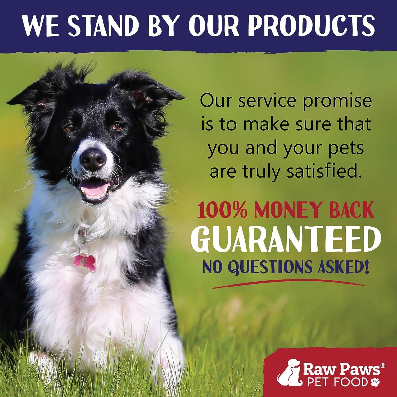 Raw Paws Palos comprimidos de Rawhide para perros 10 ...
