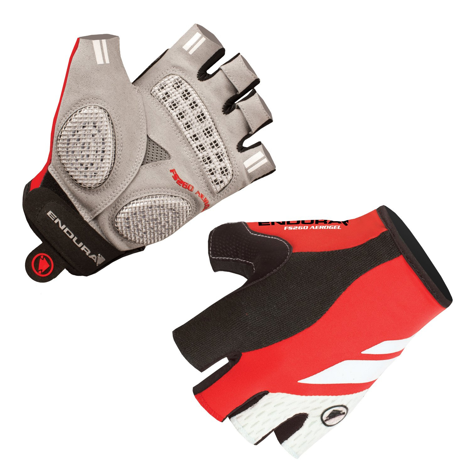 FS260 Pro Aerogel Mitt II Red Medium