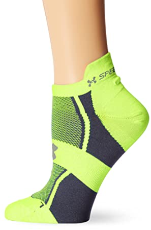 Under Armour heastgear Running calcetines de Running Speed form, High Vis Yellow, M, 1256250: Amazon.es: Deportes y aire libre