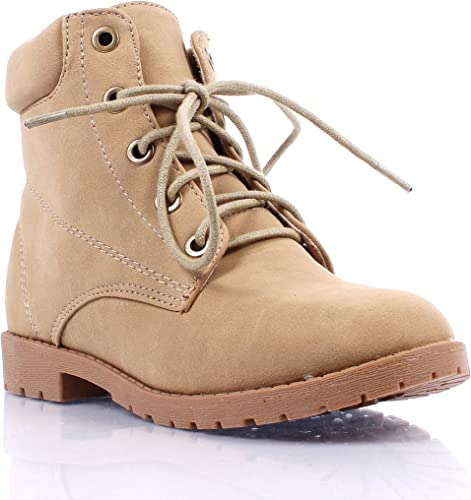 Kids Ankle Boots Shoes Youth Size