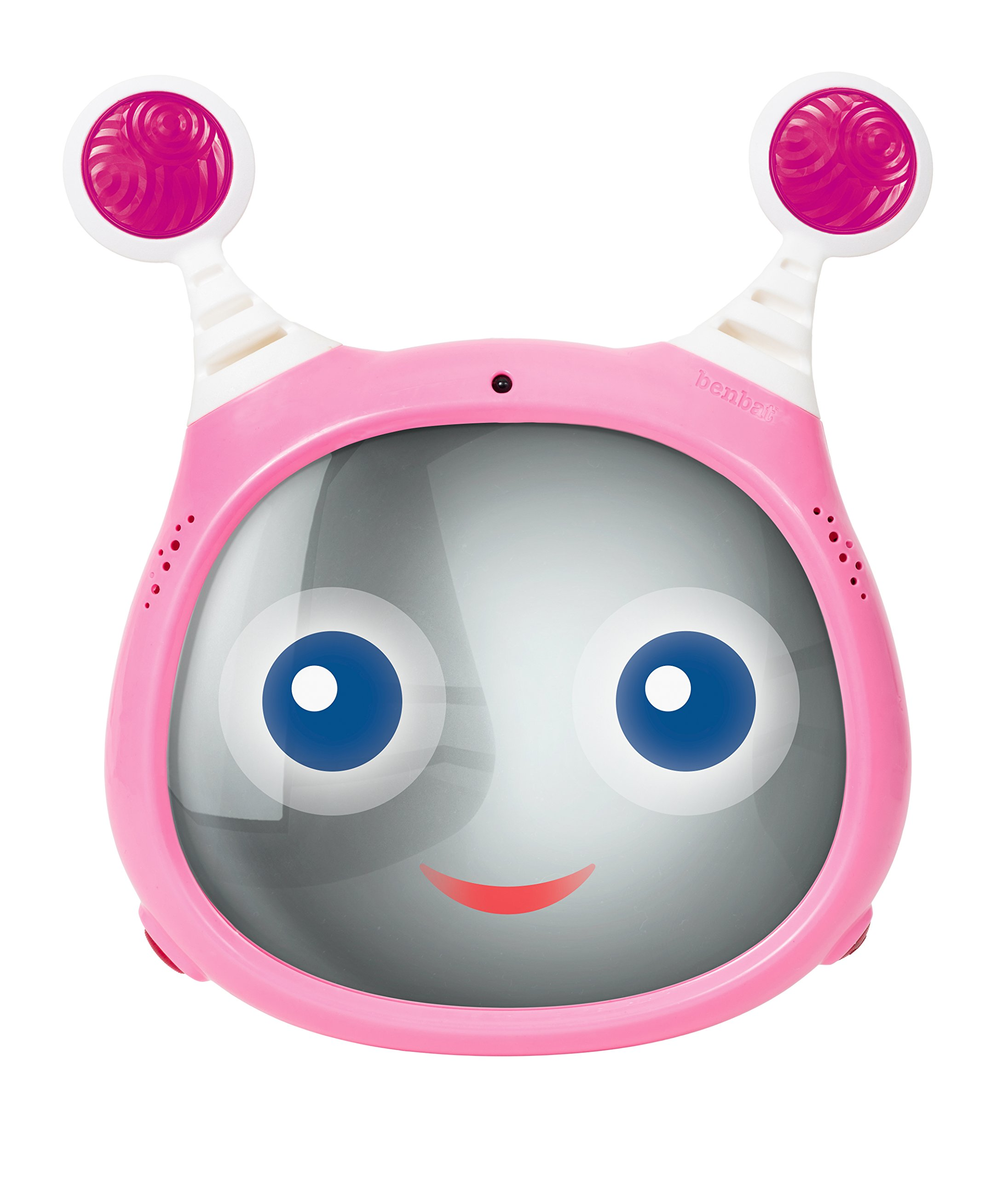 BenBat OLY Active Baby Car Mirror with Remote Control, Pink by BenBat