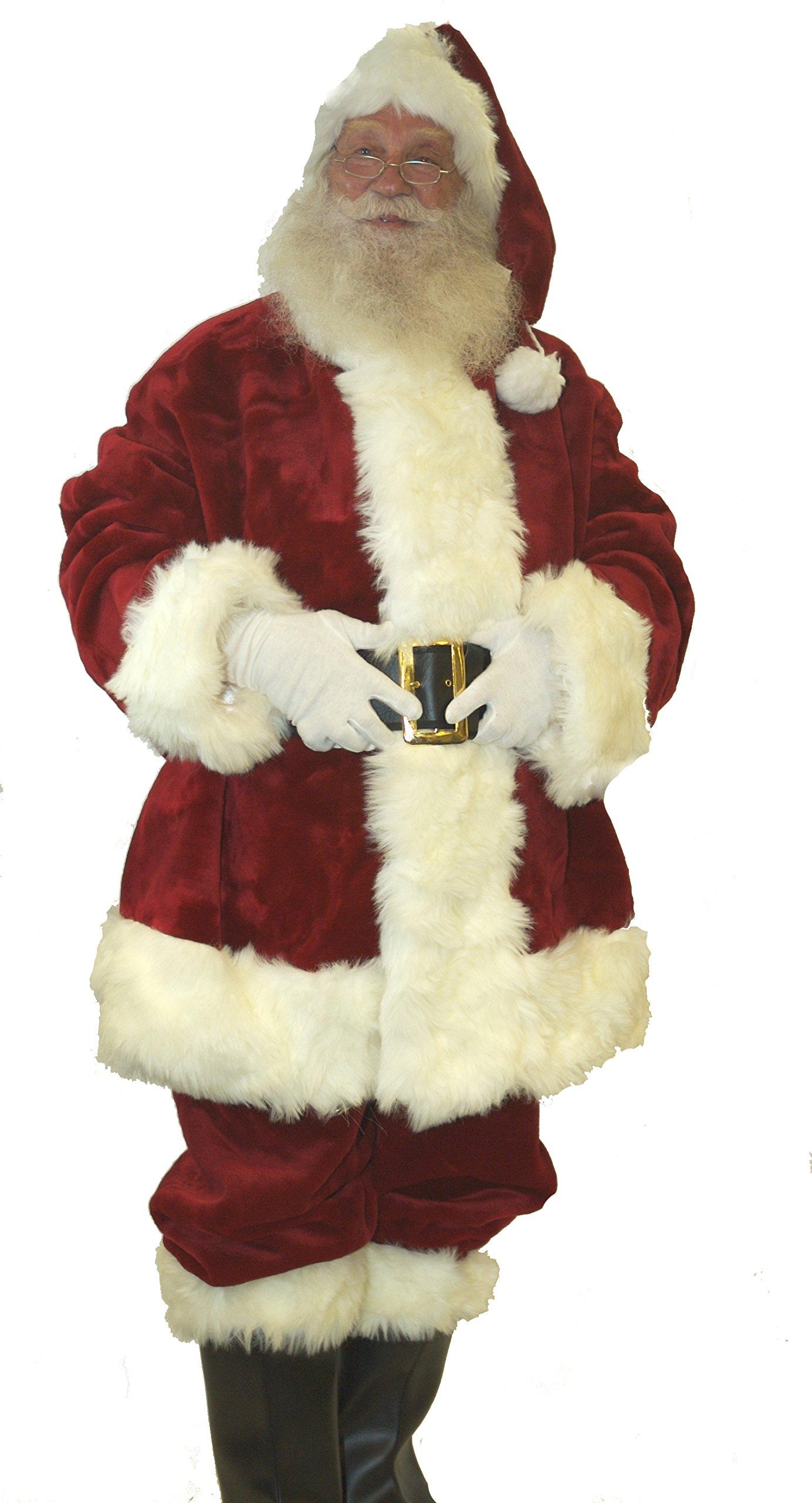 Top of the Line Santa Suit (X-Large) [Apparel]