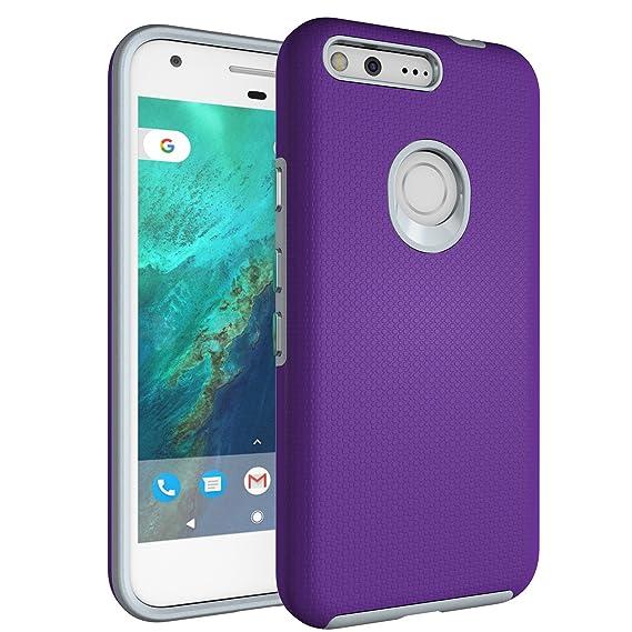 best service 9af45 dbf0f Amazon.com: Google Pixel XL Case, Landee Shock Absorbing Rubber ...