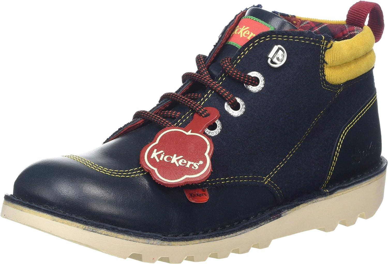 Kickers Men S Kick Hi Winterised Classic Boots Amazon Co Uk Shoes Bags