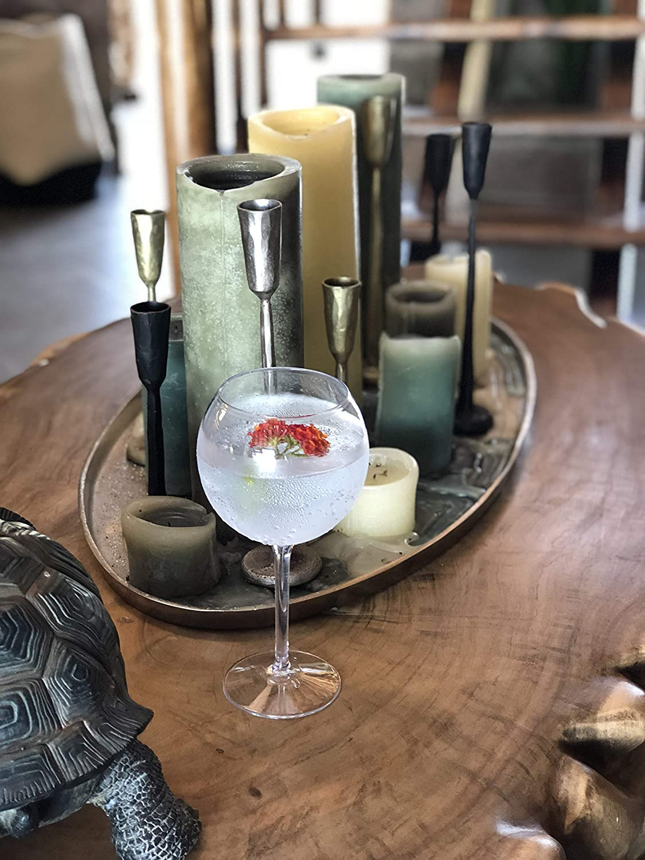 confezione da 2 Trasparente Bicchieri in plastica infrangibile Champagne 13cl plastica