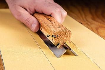 """Planer Jointer Blade Sharpener Kit-20/"""" Made In USA-Hardwood w// FREE SHIPPING"""