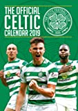 Celtic Football Club 12 Month 2019 Wall Calendar Official A3 Calendar with Organising Stickers Bundle, Great Gift