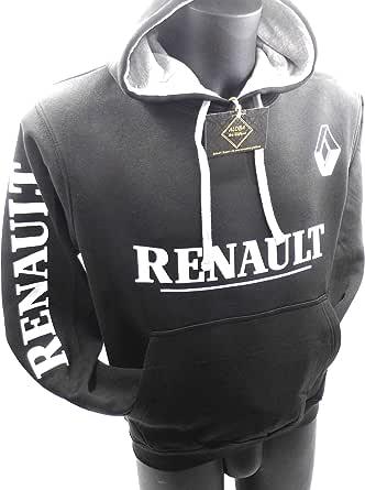 ALOBA Sudadera Renault Sport, fabricacion y Envio Desde España, Maxima Calidad y Talla Europea. Clio, Megane, Laguna, (XL): Amazon.es: Ropa y accesorios
