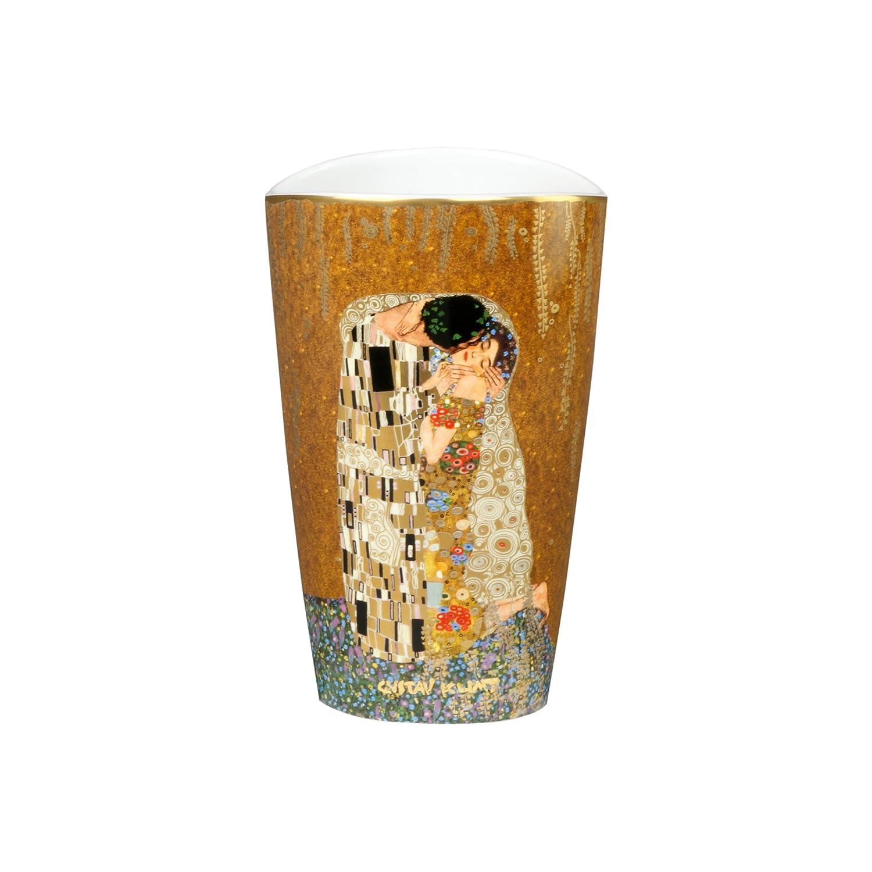 Amazon.de: Goebel 66879578 Gustav Klimt Vase Der Kuss