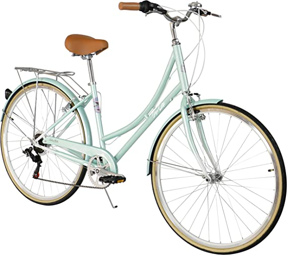 FabricBike Step City (Mint Green): Amazon.es: Deportes y aire libre