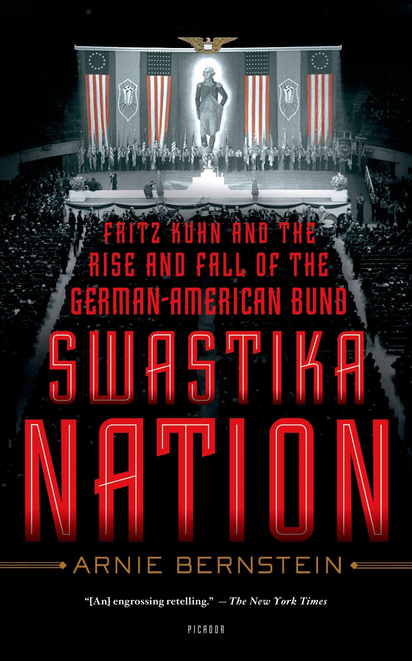 Swastika Nation Fritz Kuhn German American product image